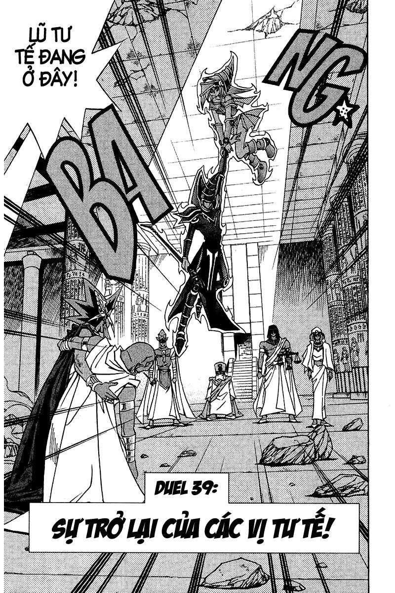 YuGi Oh – Vua Trò Chơi chap 317 Trang 3