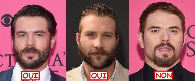 charlie weber jaicourtney kellan lutz barbe beard