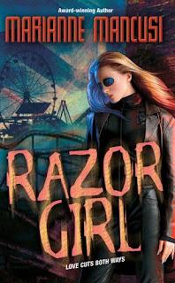 Review: Razor Girl by Mari Mancusi
