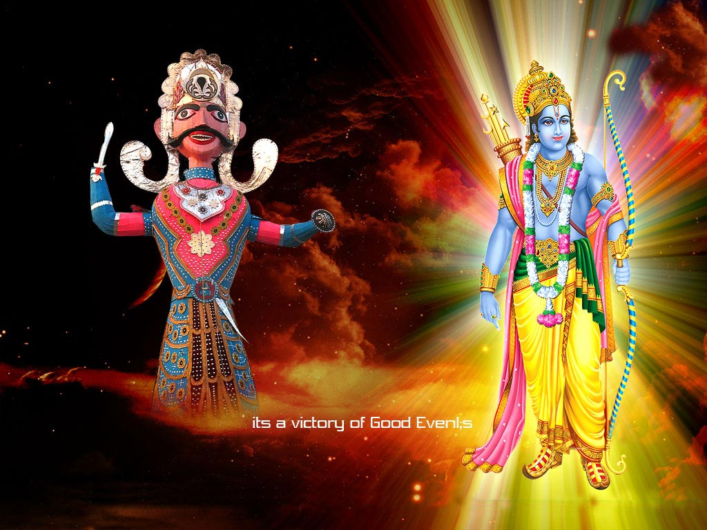 short essay on dussehra festival