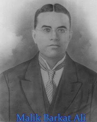 Malik Barkat Ali