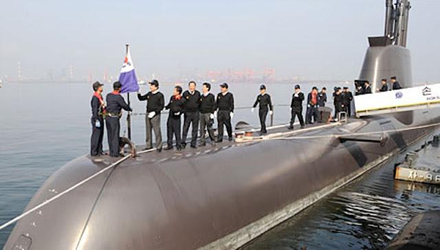 Proyek Kapal Selam RI-Korsel Dilanjutkan
