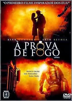 Filme À Prova De Fogo Dublado AVI DVDRip