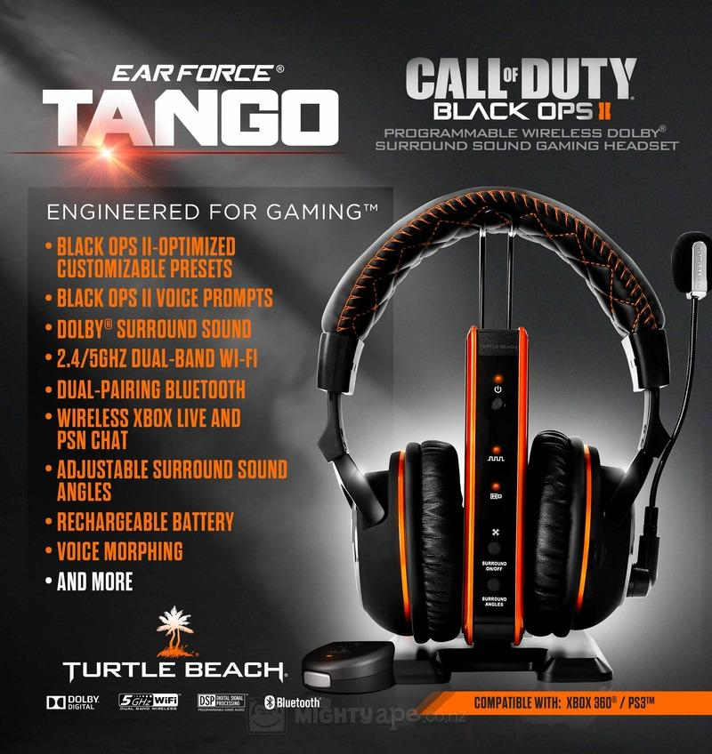 Turtle Beach Call of Duty: Black Ops II Tango