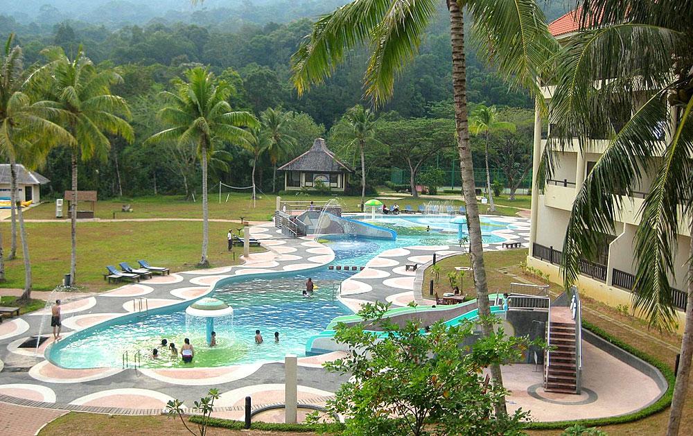 Damai Beach Resort Santubong Tidal Treasures