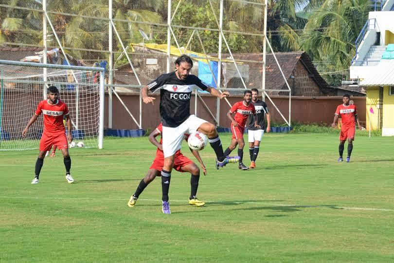 FC Goa to take on India U-19
