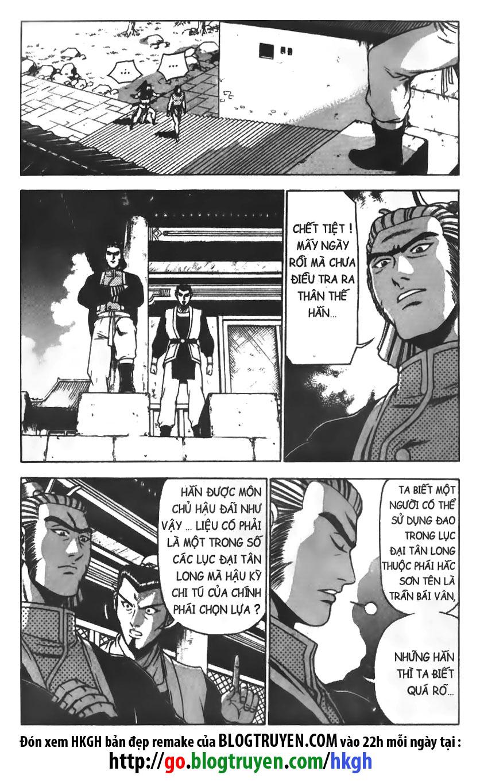 Hiệp Khách Giang Hồ - Hiệp Khách Giang Hồ Chap 182 - Pic 8