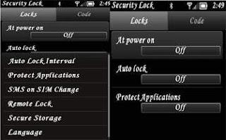 aplikasi pengaman file Nokia C6-00
