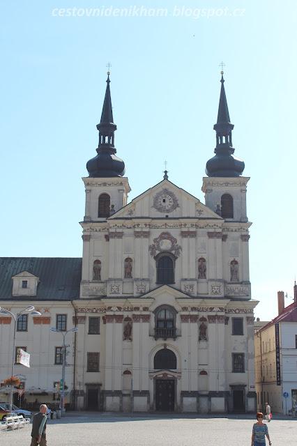 kostel sv. Ignáce z Loyoly // Church of St. Ignatius of Loyola