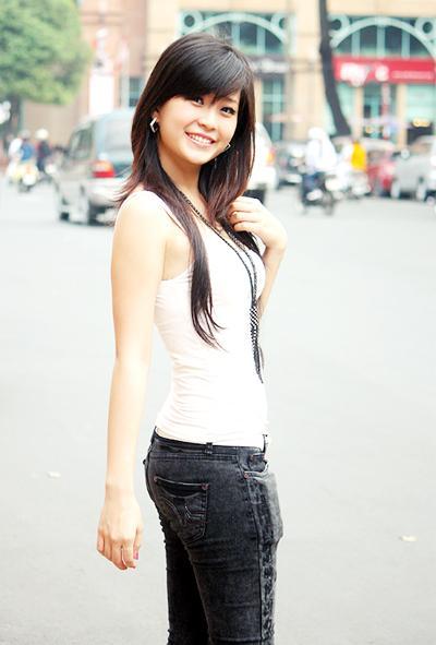 Miss Teen Nguyen Lam Diem Trang