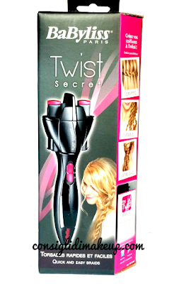 opinioni twist secret babyliss