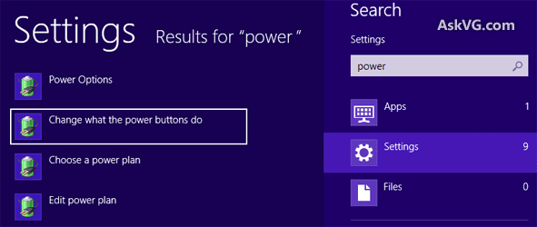how to change from window power sell to command prompt