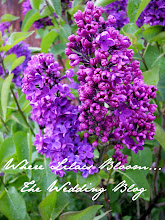 Where Lilacs Bloom... The Wedding Blog