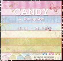 candy w ScrapAndMe
