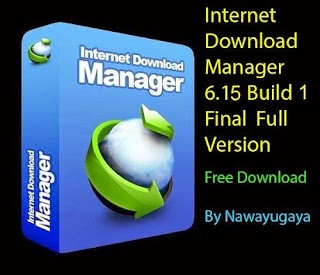 Internet Download Manager 6.15 with Patch