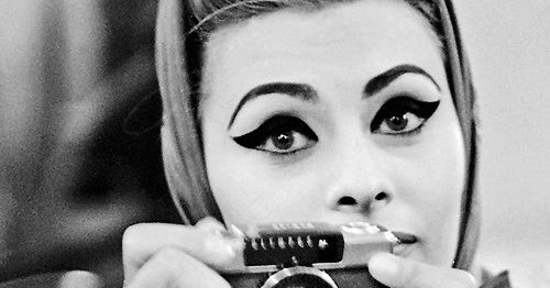 Film Noir Photos: The Eyes Have It: Sophia Loren