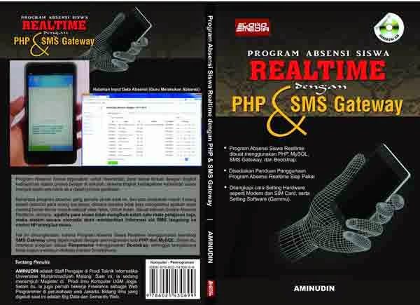 Program Absensi Siswa Realtime dengan PHP dan SMS Gateway