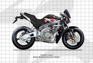 Yamaha Motor Modification Vixion