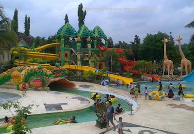 water park taman matahari
