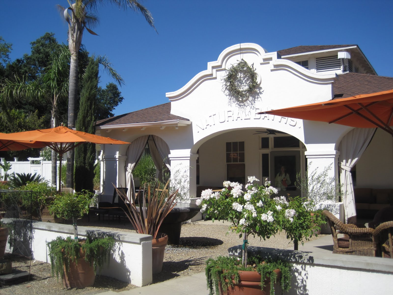 Indian Springs Spa Calistoga Reviews