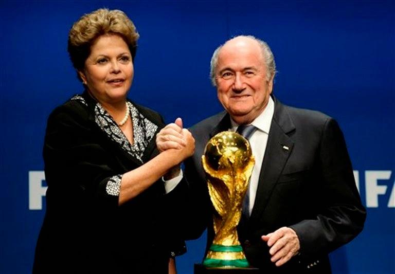 Cuanto se gastó en el mundial Brasil 2014?