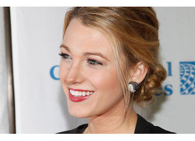 Blake Lively  on New Celebrity Height  Blake Lively Nose Job Before And After