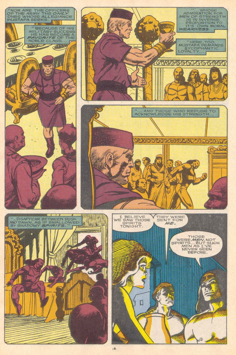 Conan the Barbarian (1970) Issue #228 #240 - English 13