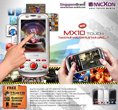Download Firmware Micxon MX10