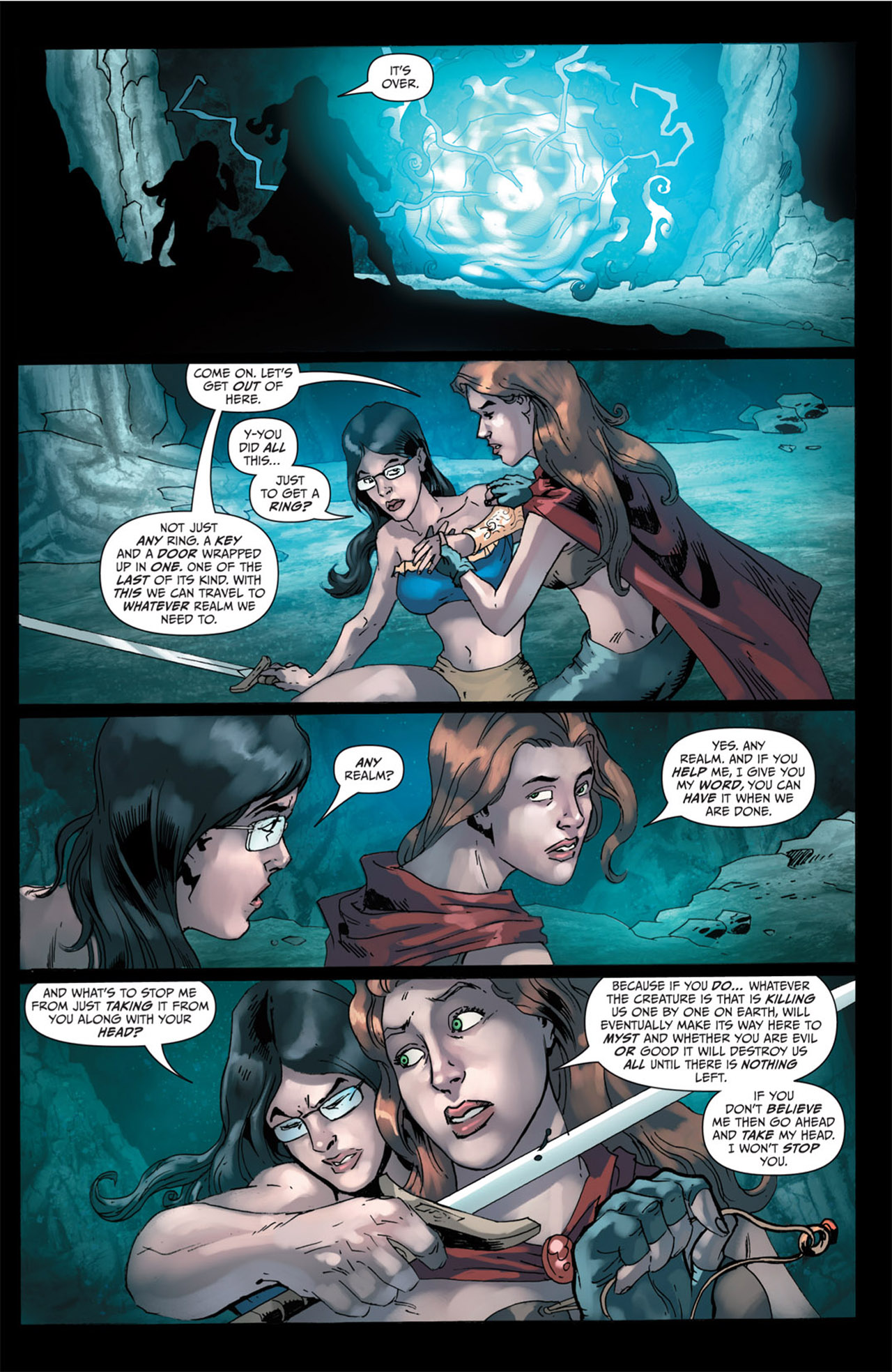 Grimm Fairy Tales (2005) Issue #63 #66 - English 22