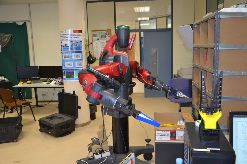 El grupo de Robótica Inteligente de la UJI se enfrenta a un desafío internacional
