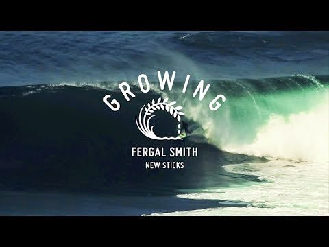 Fergal Smith - New Sticks Growing - Episode 10