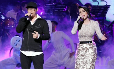 Persembahan Bekas Vokalis Exists Gamatkan Konsert Mega Gegar Vaganza