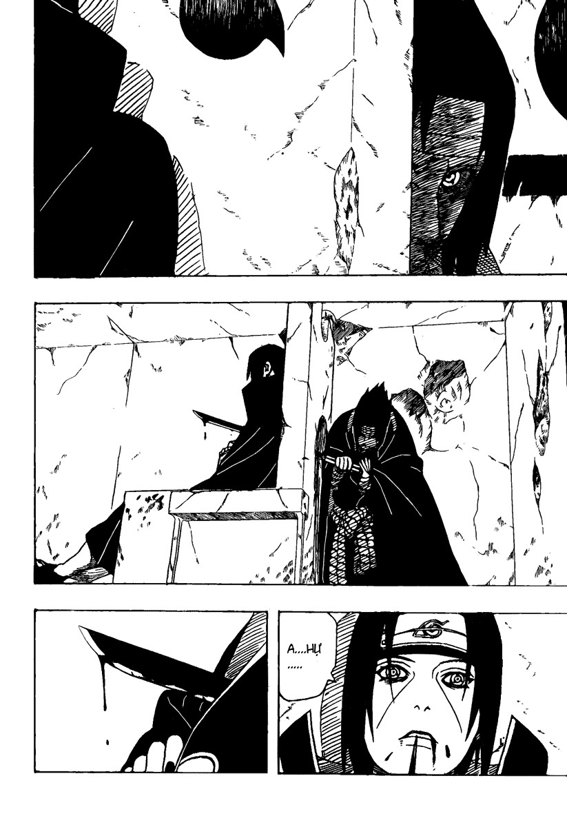 Naruto chap 384 Trang 16 - Mangak.info