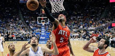 Josh Smith Best Blocks - NBA Basketball Videos