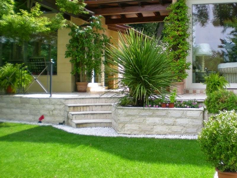 Disegni di pozzo da giardino for Ambienti esterni giardini