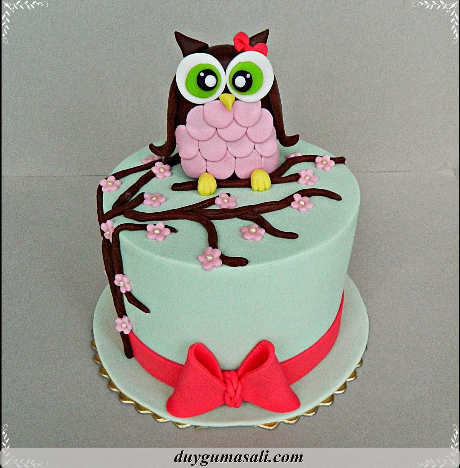 yetişkin doğum günü pastası