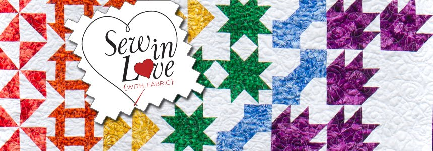 Sew in Love {with Fabric}