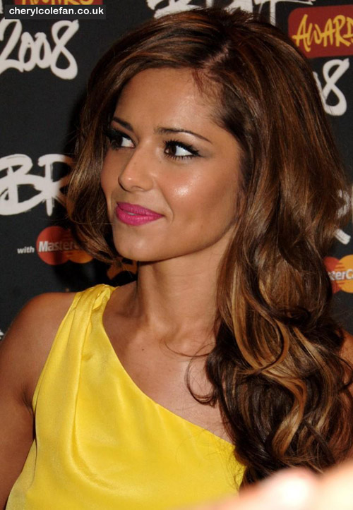 Cheryl Cole Hairstyles 13