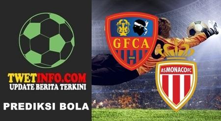 Prediksi Gazelec FCO vs AS Monaco FC, 1 Ligue 13-09-2015