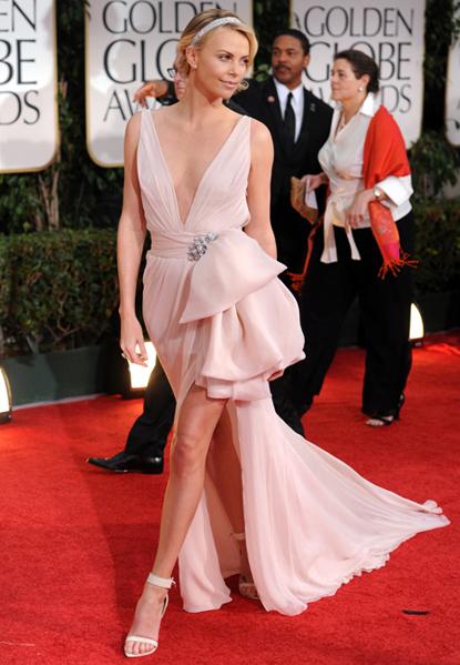 Oscar 2012 dresses