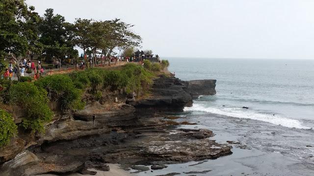 Acantilado de Tanah Lot (Bali)