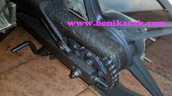 cara untuk jaga spoket motor, cara untuk jaga spoket motor, cara untuk jadikan spoket motor tahan lama, cara untuk jadikan sproket motor tahan lama, spoket motor,
