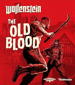 Wolfstein: The Old Blood Cover