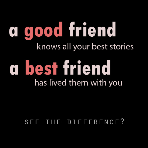Best Friend Quote Sweet : Cute and short best friend quotes