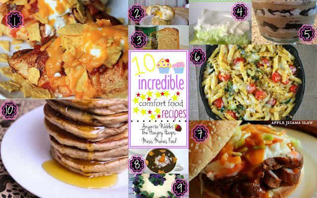 10 Incredible Comfort Food Recipes Roundup