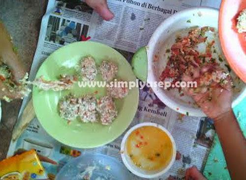 Resep Nugget Ayam Dan Sayur