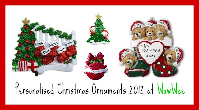 personalised christmas ornaments christmas ornaments christmas ...