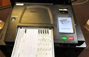 dominion voting machine