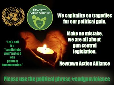 Newtown Action Alliance FAIL