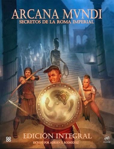 Roma, madre severa y amante solícita, ramera y traidora, siempre conspiradora…